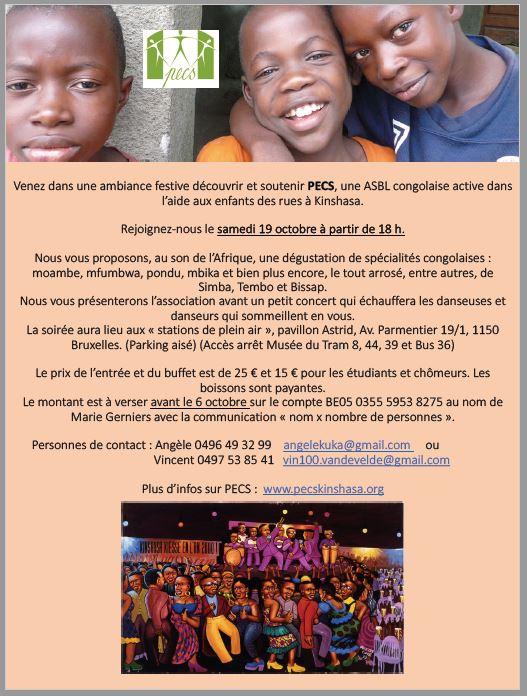 Invitation PECS Oct 2019